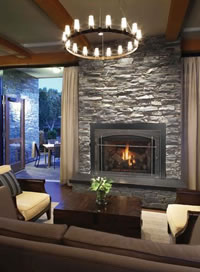 install a gas fireplace in Colorado
